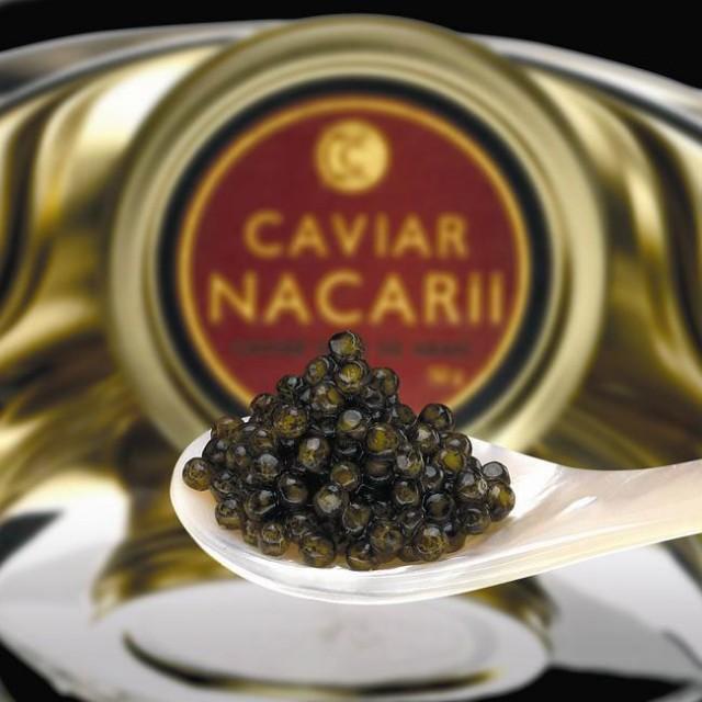 La fábrica de caviar de los Pirineos