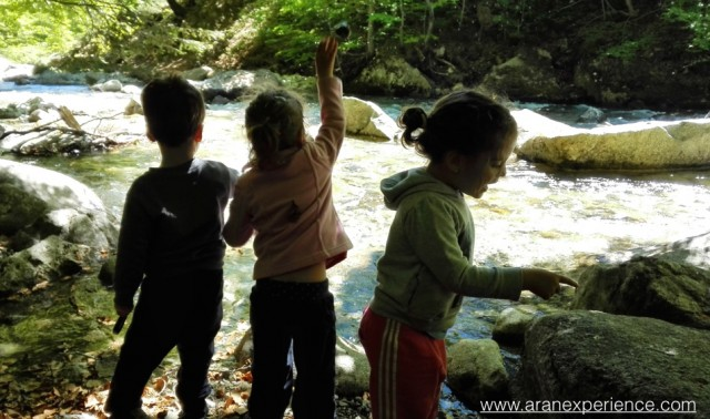 """Cómo disfrutar de la montaña con niños sin ser  """"montañero"""""""