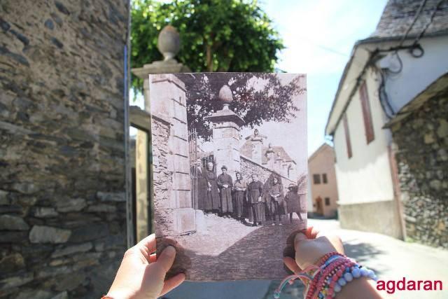 Fotografías que reviven el pasado de la Val d´Aran